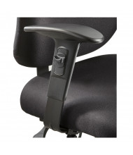 Safco 3399BL Adjustable T-Pad Arms for Safco Alday & Vue Office Chairs