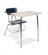 "Virco 24"" x 18"" Combo Student Chair Desk"