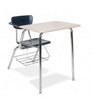 "Virco 24"" x 18"" Combo Student Chair Desk"
