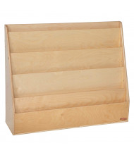 """Wood Designs Childrens Book Stand & Classroom Display, 29"""" H x 30"""" W (Shown in Birch)"""