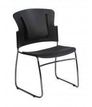 Balt ReFlex 34428 4-Pack Poly Stacking Guest Chair
