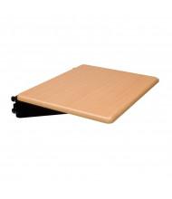 Balt 34458 Shelf for Presentation Cabinet, Teak