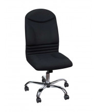 Balt Olympus 34731 Big & Tall 400 lb. Fabric High-Back Executive Office Chair