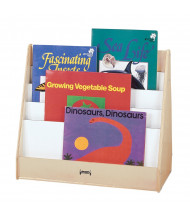 Jonti-Craft Big Book Pick-a-Book Display Stand  (example of use)