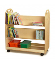"Jonti-Craft 40"" W School Book Truck Cart"