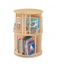 Jonti-Craft Book-go-Round Display Stand (example of use)