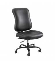 Safco Optimus 3592 Big & Tall 400 Lb. Vinyl High-Back Office Chair