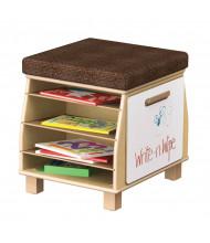 Jonti-Craft SideKick Teacher Book Stool (example of use)
