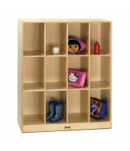 Jonti-Craft 12-Section Cubbie Locker Storage