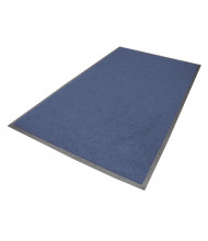 Brush Hog 395 Rubber Back Nylon Outdoor Scraper Floor Mats (Shown in Navy)