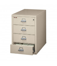 FireKing 4-2536-C Cabinet Shown in Parchment