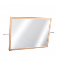 "Diversified Woodcrafts 4000K 27-3/4"" Acrylic Mirror for Mobile Lab Tables (crossbar not included)"