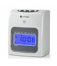 Lathem 400E Top Feed Basic Attendance Electronic Time Recorder