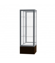 "Waddell Keepsake 4024 Series Floor Display Case 24""W x 72""H x 24""D"