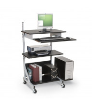 Balt Alekto 42551 Height Adjustable Sit-Stand Mobile Workstation