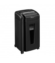 Fellowes Powershred 465MS Micro Cross Cut Paper Shredder
