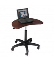 Balt Pop 47262 Adjustable Height Mobile Laptop Stand (example of use)