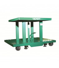 Lexco 2000 lb Load Manual Hydraulic Lift Tables