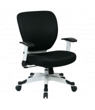 Office Star Space Seating Professional Deluxe Mesh Mid-Back Task Chair