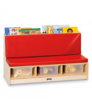 Jonti-Craft Reading Couch (Shown in Red)