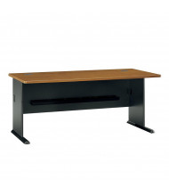 "Bush Series A WC57472 72"" W Straight Front Office Desk"