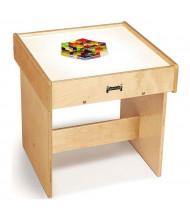 """Jonti-Craft 21"""" W x 21"""" D Light Box Table"""