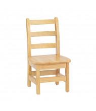 "Jonti-Craft KYDZ 14"" Seat Height Ladderback School Chair"