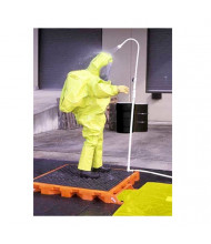 "Ultratech 6000 Tactical 52"" W x 56"" L Decon Deck, 110 Gallons (example of use)"