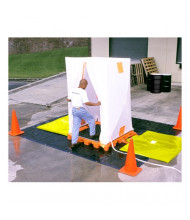 """Ultratech 6010 Hospital 52"""" W x 61"""" L Decon Deck, 176 Gallons (example of application)"""