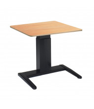 "Mayline E 26"" - 42"" H Electric Height Adjustable Standing Desk"