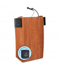 Oklahoma Sound Vision Wireless Sound System Lectern, Battery