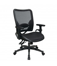 Office Star Dual-Function AirGrid Mesh Managers Chair