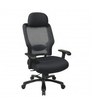 Office Star Big & Tall 400 lb. AirGrid Mesh High-Back Executive Office Chair