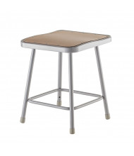 "NPS 18"" H Square Science Lab Stool"
