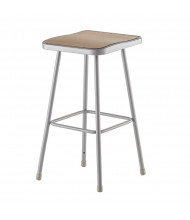 "NPS 30"" H Square Science Lab Stool"