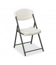 Iceberg 4-Pack Economy Polyethylene Folding Chair