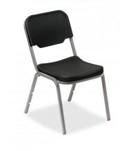 Iceberg Rough N Ready 4-Pack 64111 Polyethylene Stacking Chair