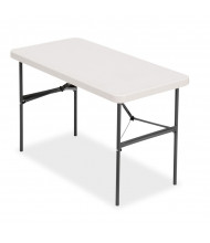 "Iceberg IndestrucTable Too 65503 48"" W x 24"" D Folding Banquet Table"