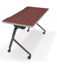"""OFM Mesa 66122 47.25"""" W x 23.50"""" D Nesting Training Table (Shown in Cherry)"""