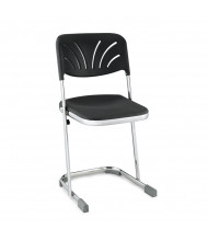 "NPS Elephant 18"" H Science Lab Z-Stool, Backrest"