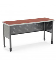 """OFM Mesa 66510 59"""" W x 20"""" D Modular Training Table (Shown in Cherry)"""
