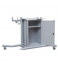 Best-Rite 66614 Optional Cabinet for Cart