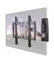 """Balt HG 66648 Small Articulating Flat Panel Wall Mount, 26"""" to 52"""""""