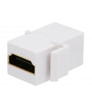 HDMI Keystone Jack Female-to-Female Coupler