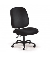 OFM 700 Big & Tall 400 lb. Fabric Mid-Back Task Chair (in black)