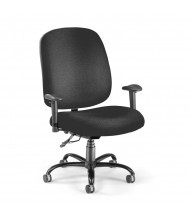 OFM 700-AA6 Big & Tall 400 lb. Fabric Mid-Back Task Chair (in black)