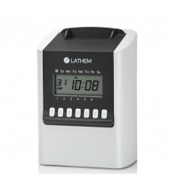 Lathem 700E Calculating Electronic Time Recorder