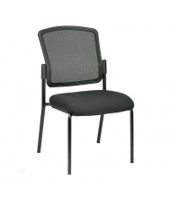 Eurotech Dakota 2 Mesh-Back Fabric Mid-Back Stacking Guest Chair