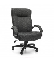 OFM 710 Big & Tall 400 lb. Fabric High-Back Executive Office Chair (in grey)