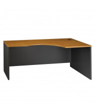 "Bush Series C WC72423 72"" W Corner Office Desk, Right"